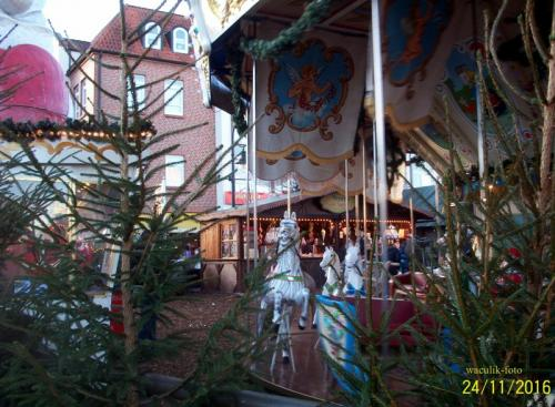Impressionen Advent Jever 2016