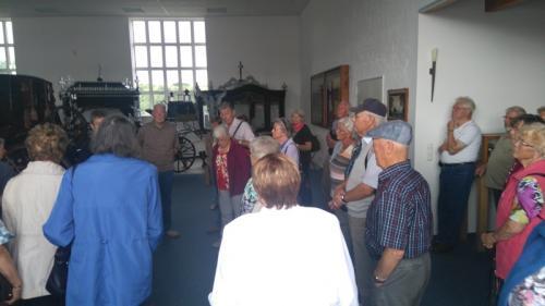 Besuch Kutschenmuseum Sternberg 01