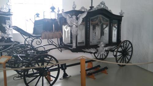 Besuch Kutschenmuseum Sternberg 02