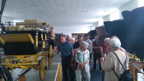 Besuch Kutschenmuseum Sternberg 03