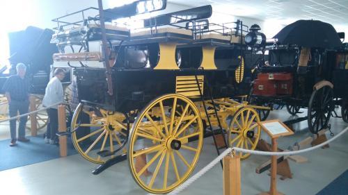 Besuch Kutschenmuseum Sternberg 05