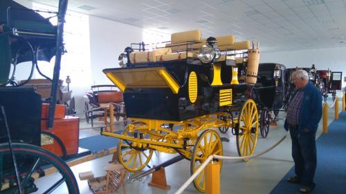 Besuch Kutschenmuseum Sternberg 08