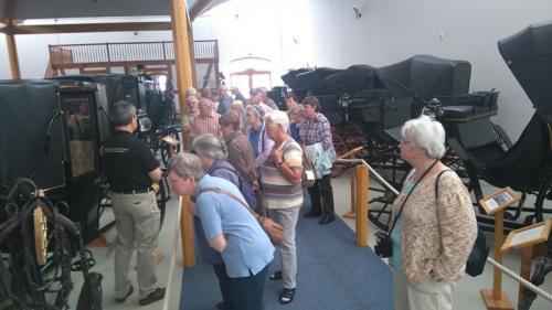 Besuch Kutschenmuseum Sternberg 10