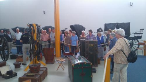 Besuch Kutschenmuseum Sternberg 13