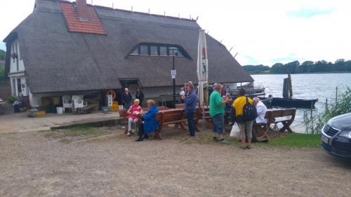 Bootsfahrt Sternberger Seen 08