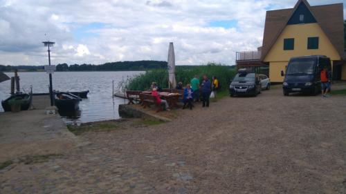 Bootsfahrt Sternberger Seen 10