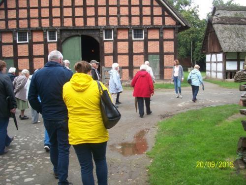 Besuch im Musemsdorf Cloppenburg 20.09.2015