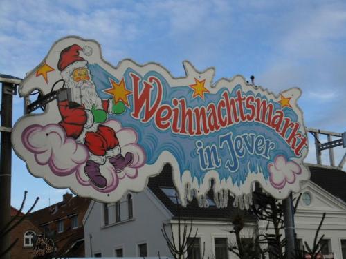 Weihnachtsmarkt Jever 2015