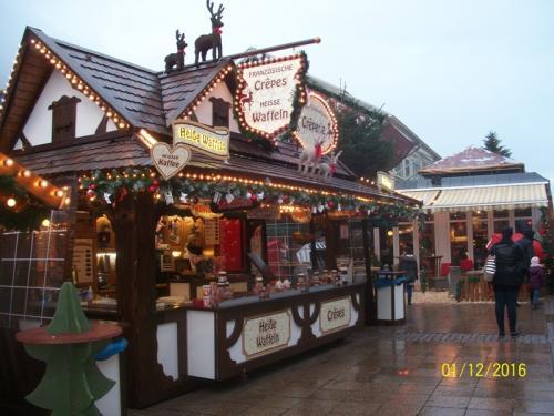 Weihnachtsmarkt Aurich 2016