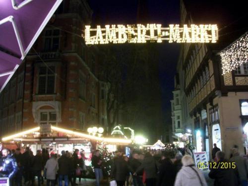 Weihnachtsmarkt Oldenburg 2015