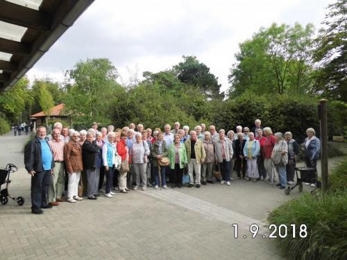 Zoo Osnabrück 2018