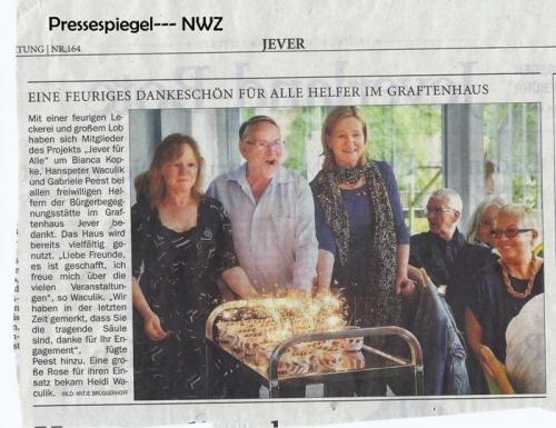 Graftenhaus 2015 NWZ